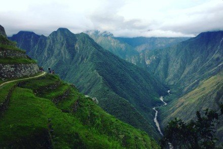 Not gonna lie...Machu Picchu wasn't the highlight of the 4 day Inca Trail trek for me. Going into it I thought it would be the best part, but everything else about the trek beat it out! The people, the views, the experiences, and of course the endurance and perseverance it took to make it up made it a once in a lifetime experience. Highly recommended