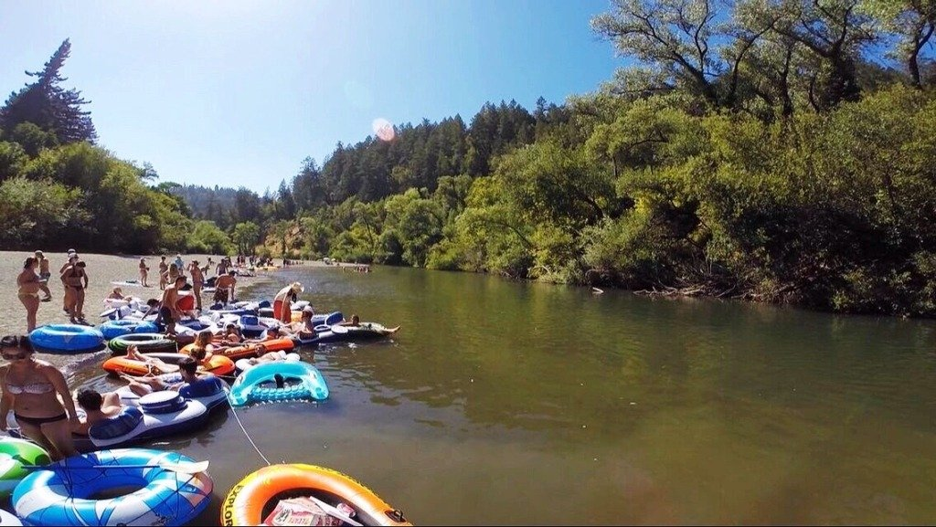 Russian River And Let Us 7
