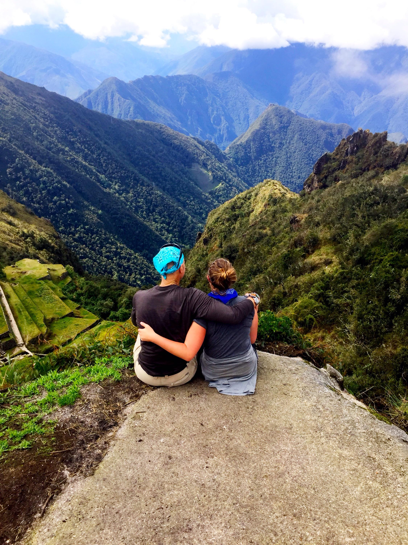 Hiking the Inca Trail to Machu Picchu Day 3