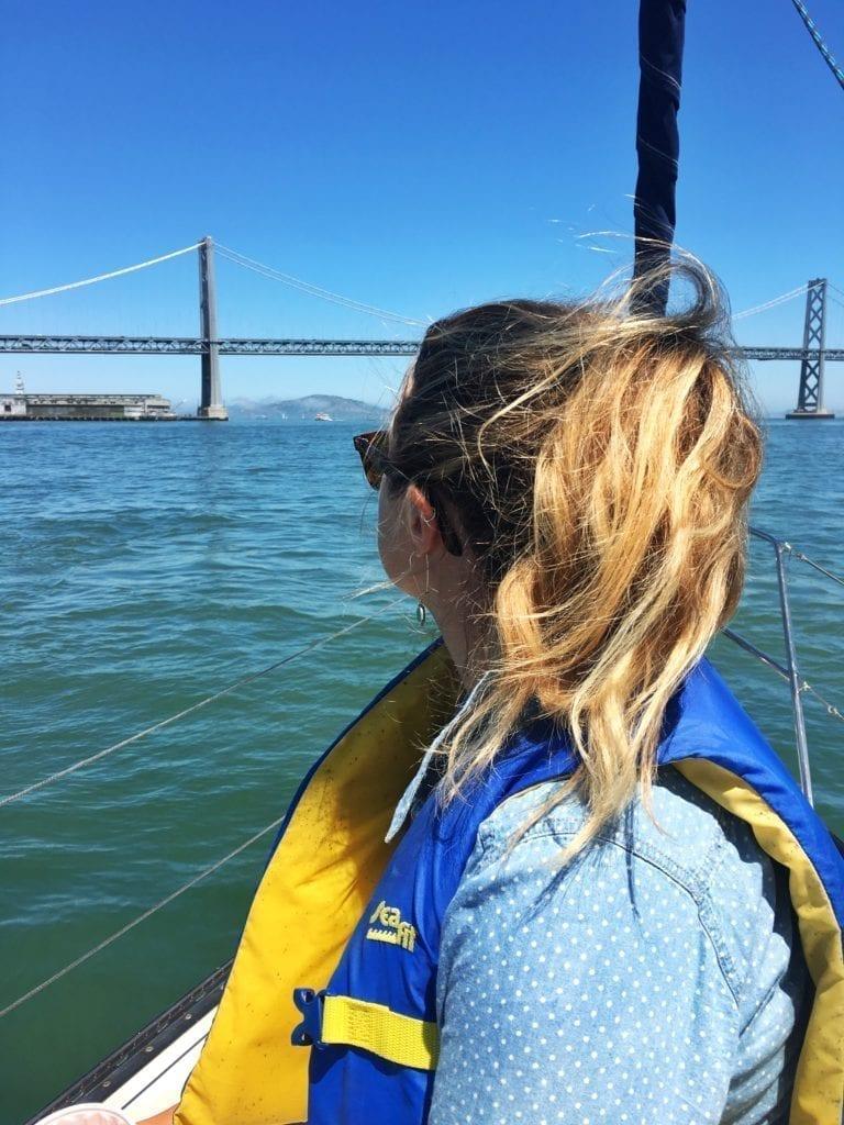 Sailing the San Francisco Bay