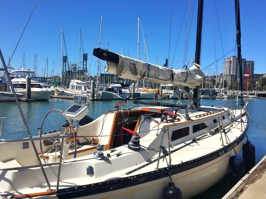 Sailing the SF Bay