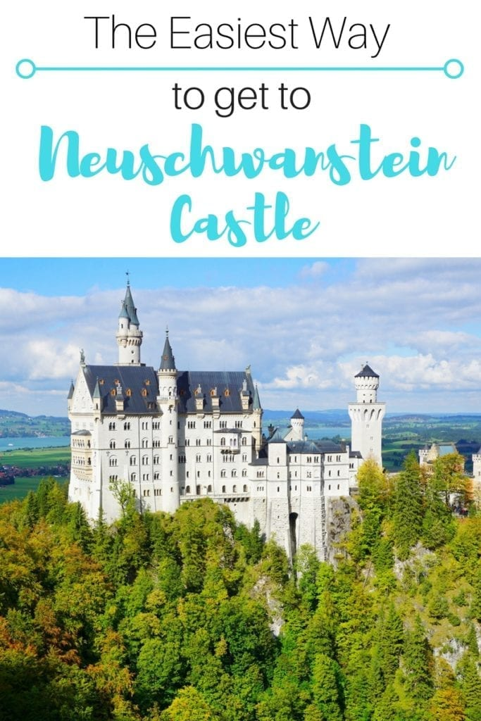Avoid the Hassle: Here's the Easiest Way to Get to Neuschwanstein Castle
