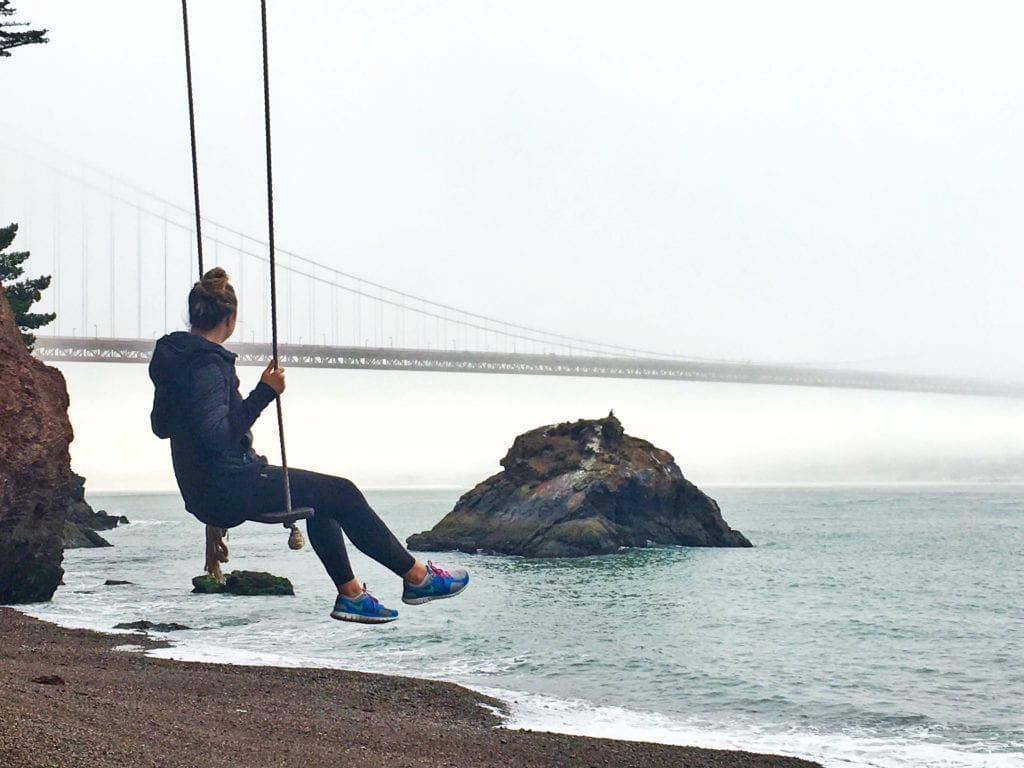 How to Find the Famous San Francisco Swing