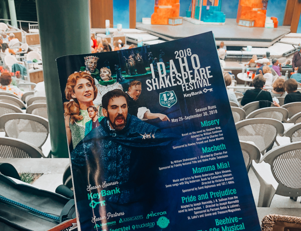 Idaho Shakespeare Festival: 4 Tips To Know Before You Go