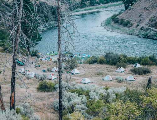What to Pack for Camping in Idaho
