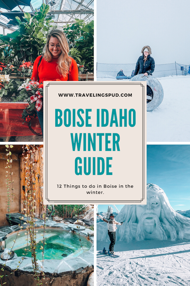 A Guide to Boise Idaho winter