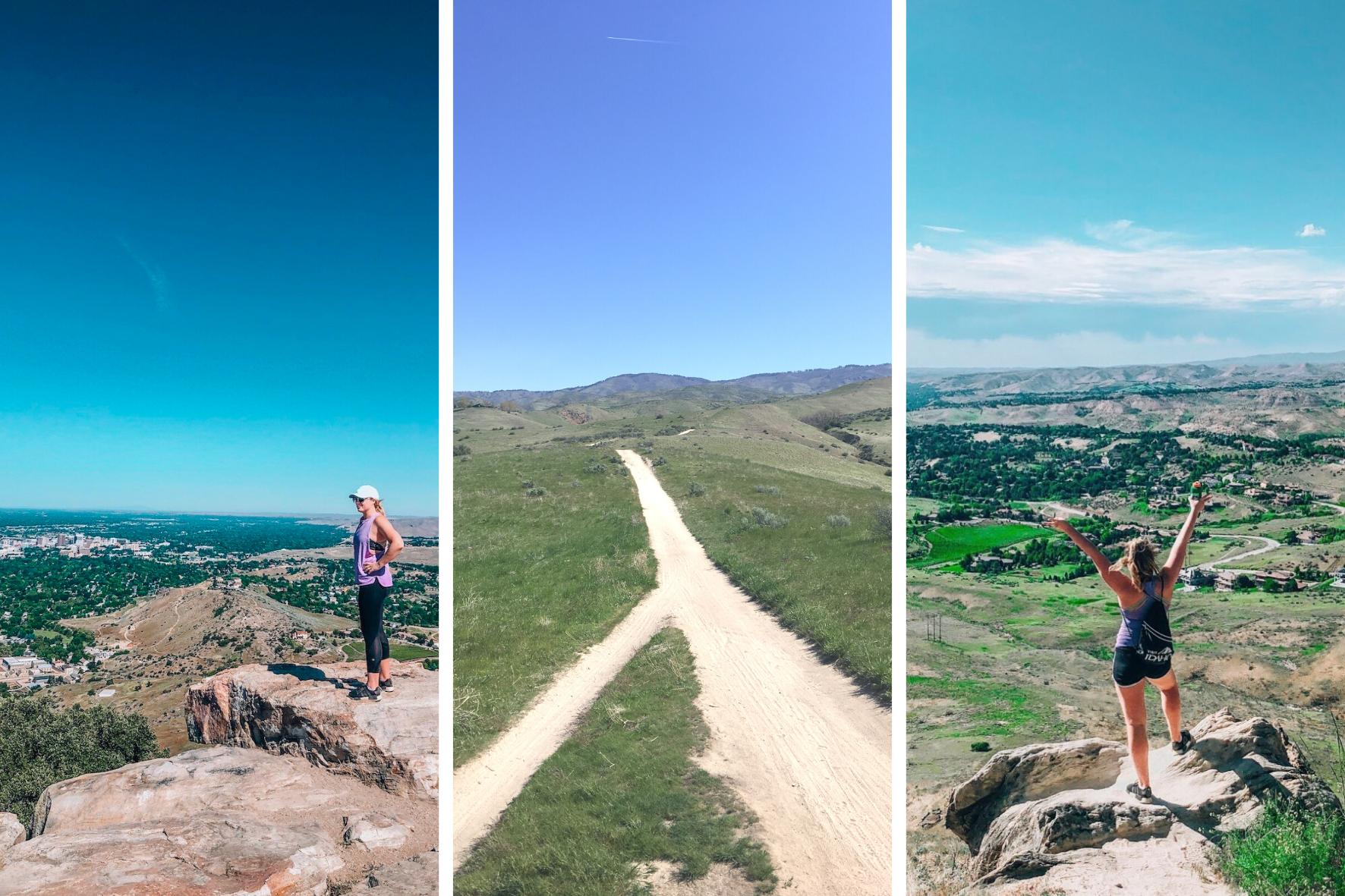 best hikes near Boise
