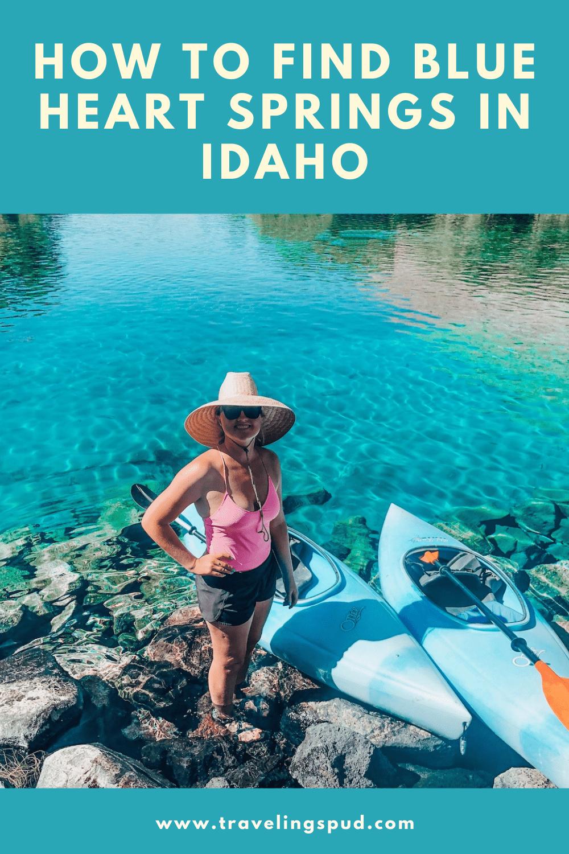 blue heart springs Idaho