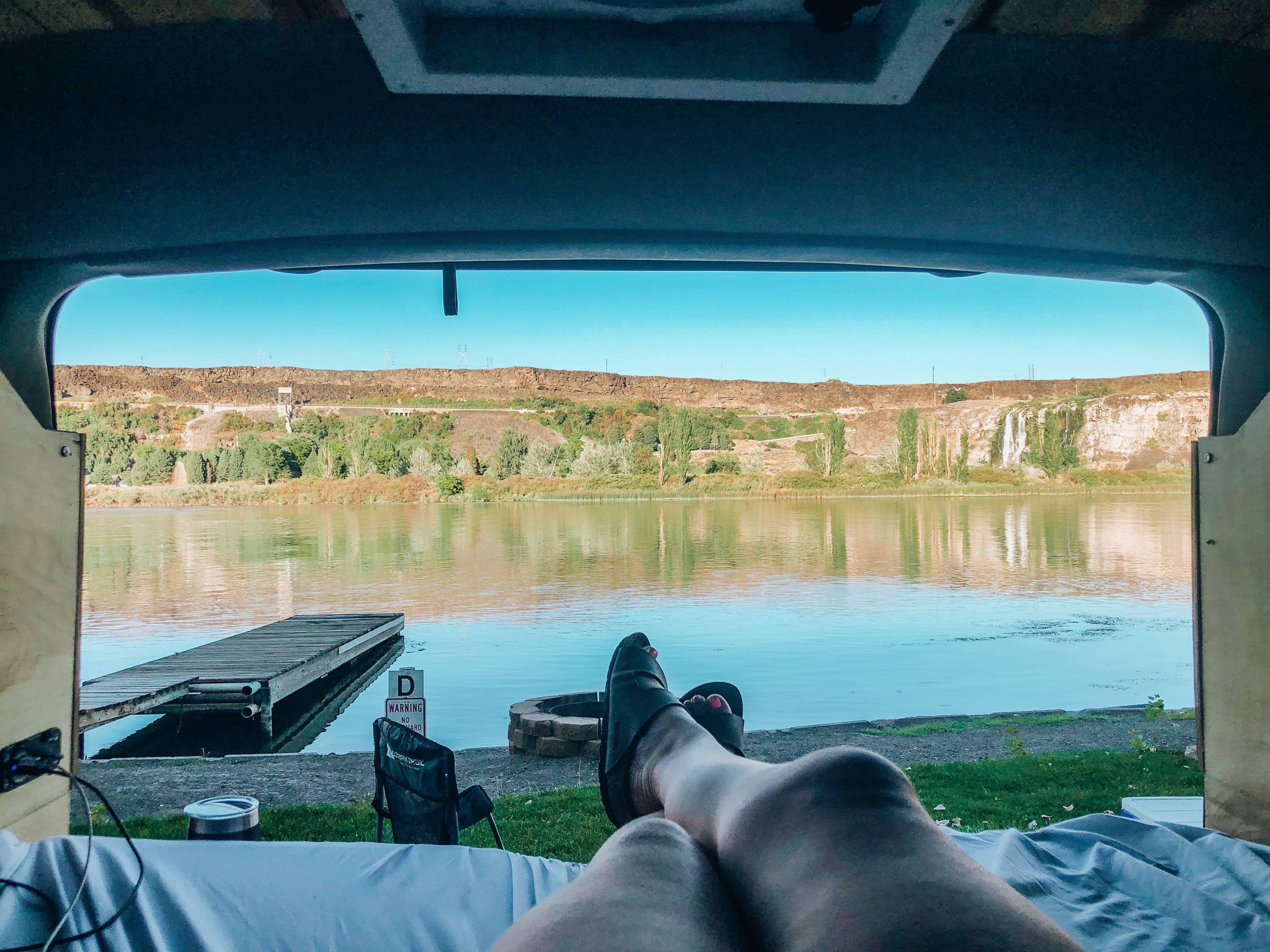 1000 Springs resort camping