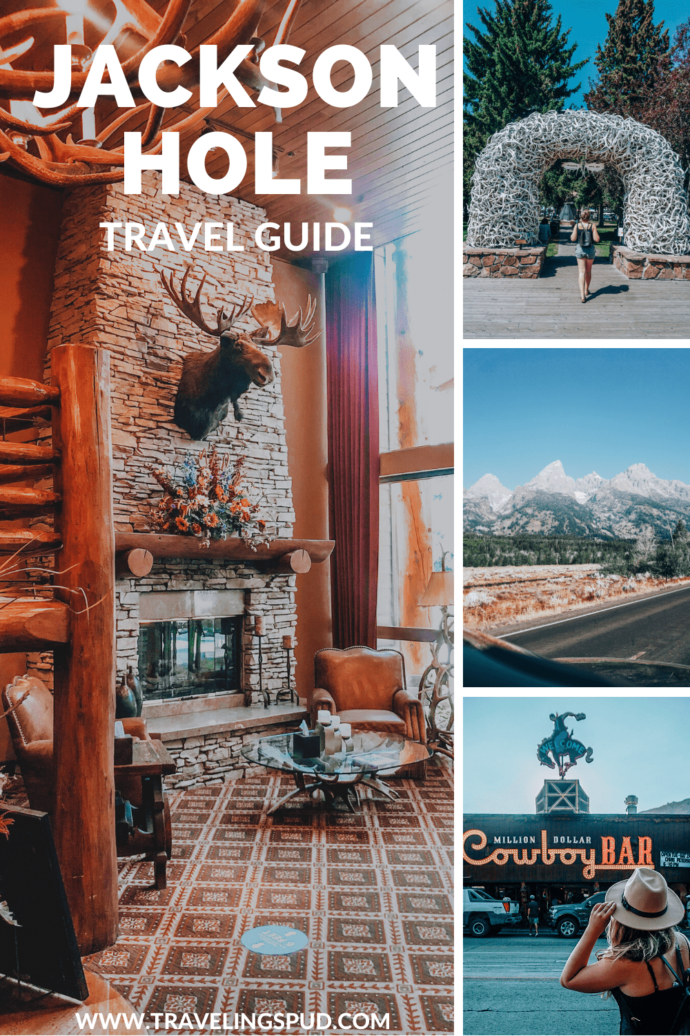 A Weekend in Jackson Hole WY