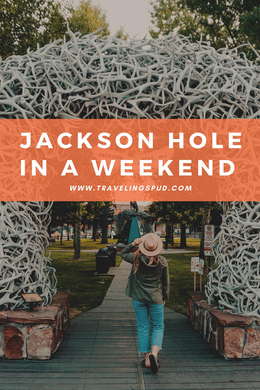 Jackson Hole in summer