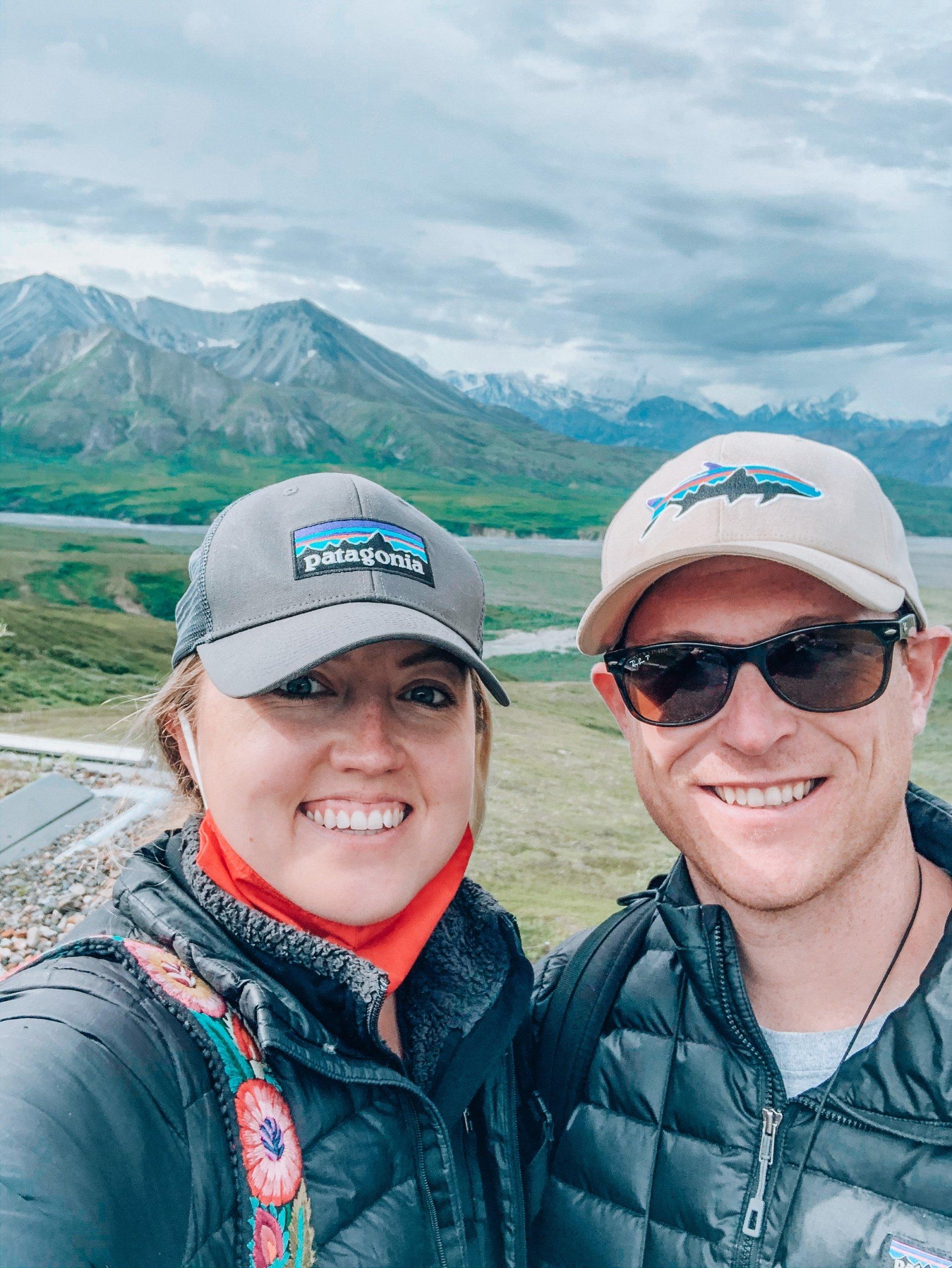 Alaska Itinerary denali national park