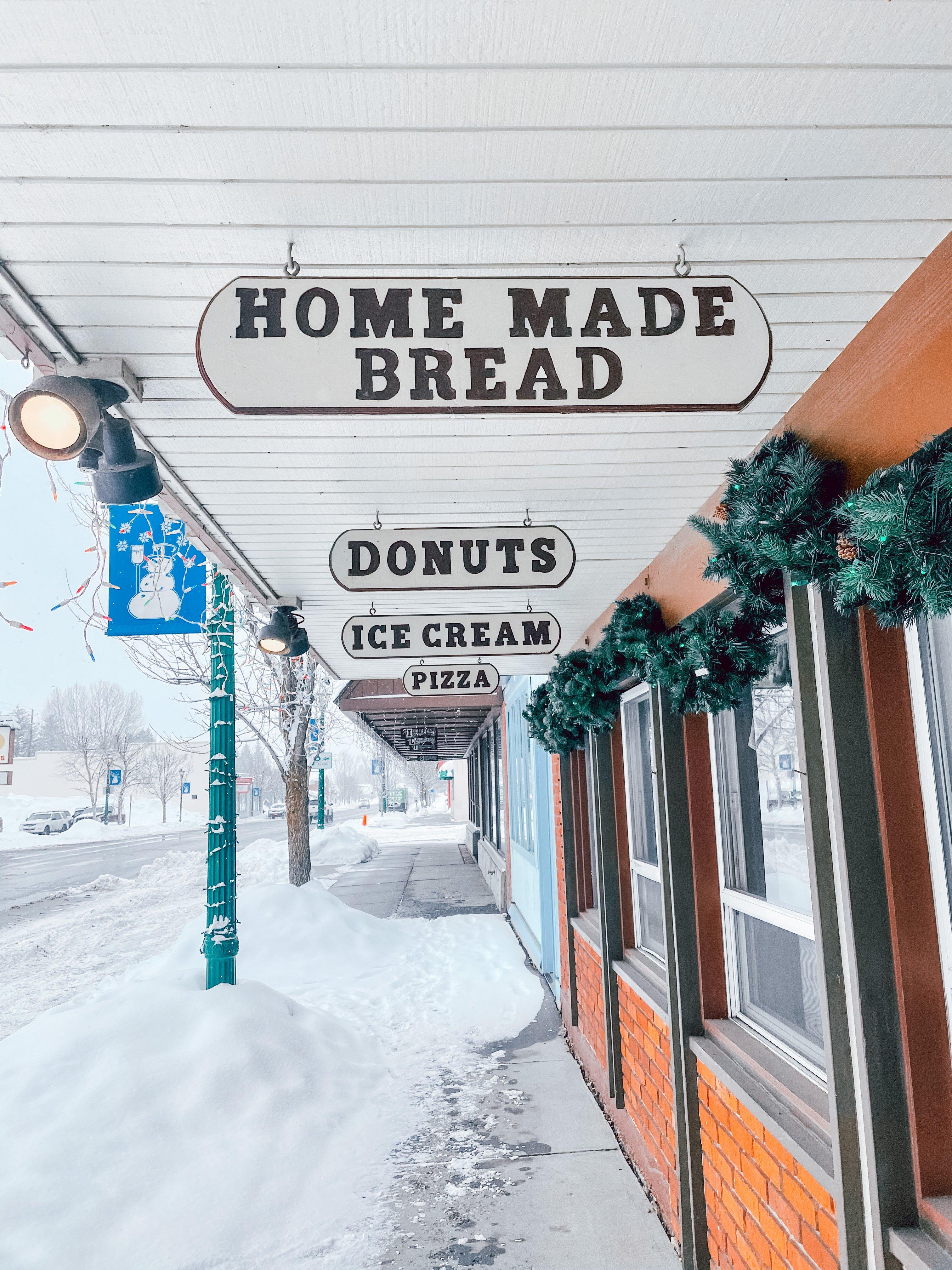 downtown Cascade Idaho itinerary
