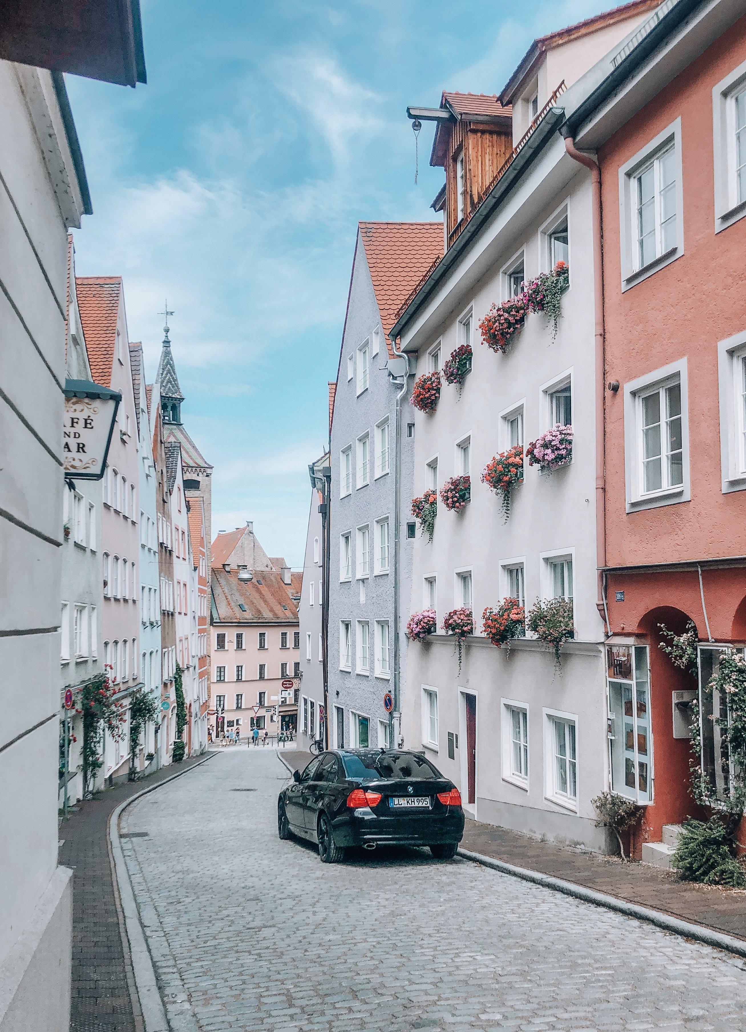 Landsberg street