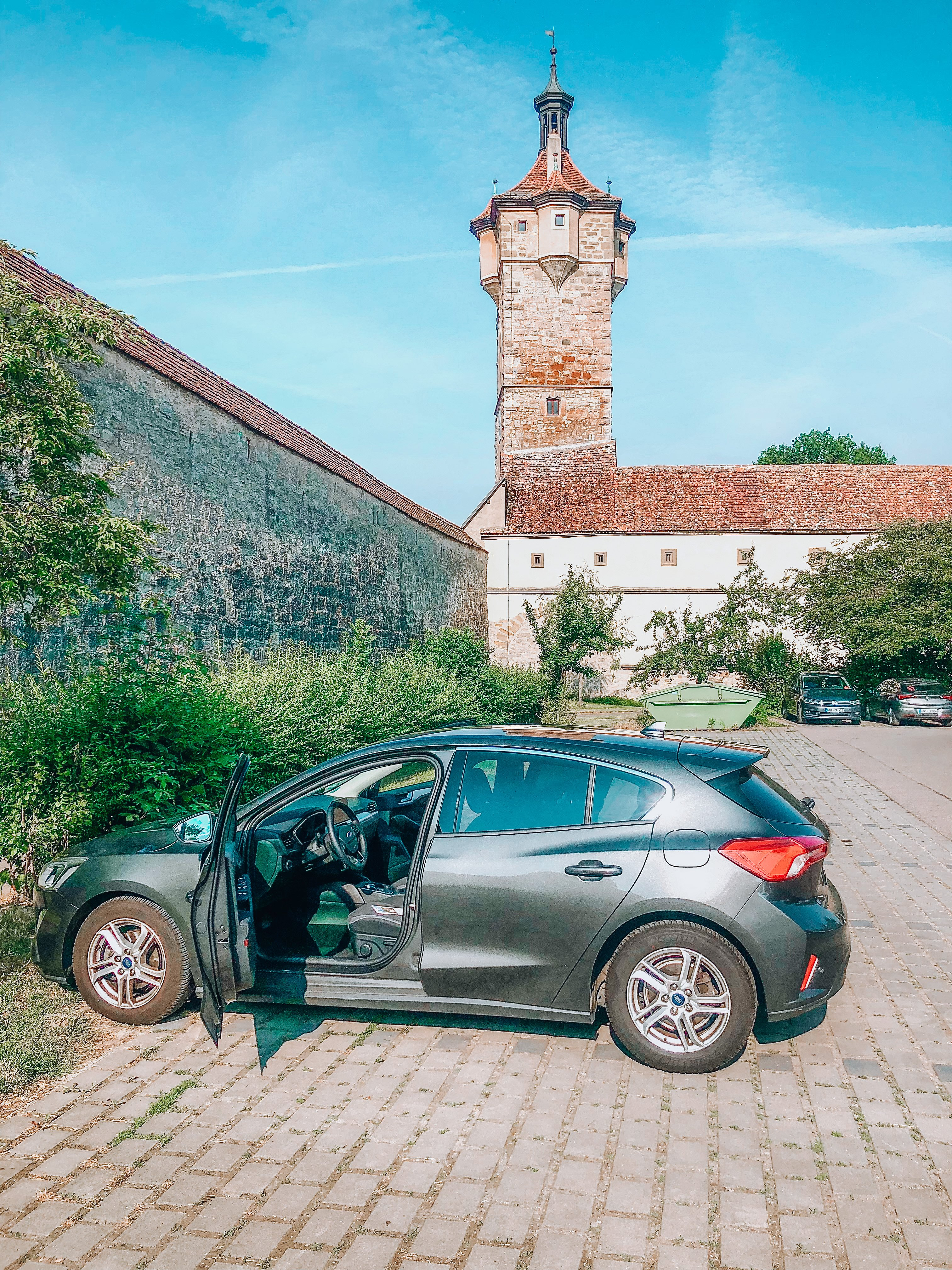 rental car germany
