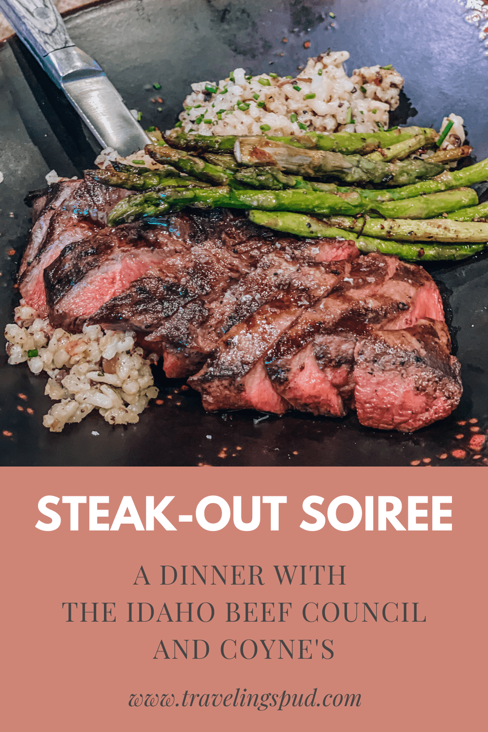 Steak-Out Soiree