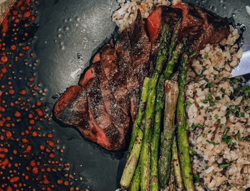 Steak-Out Soiree: A Dinner with the Idaho Beef Council and Coynes