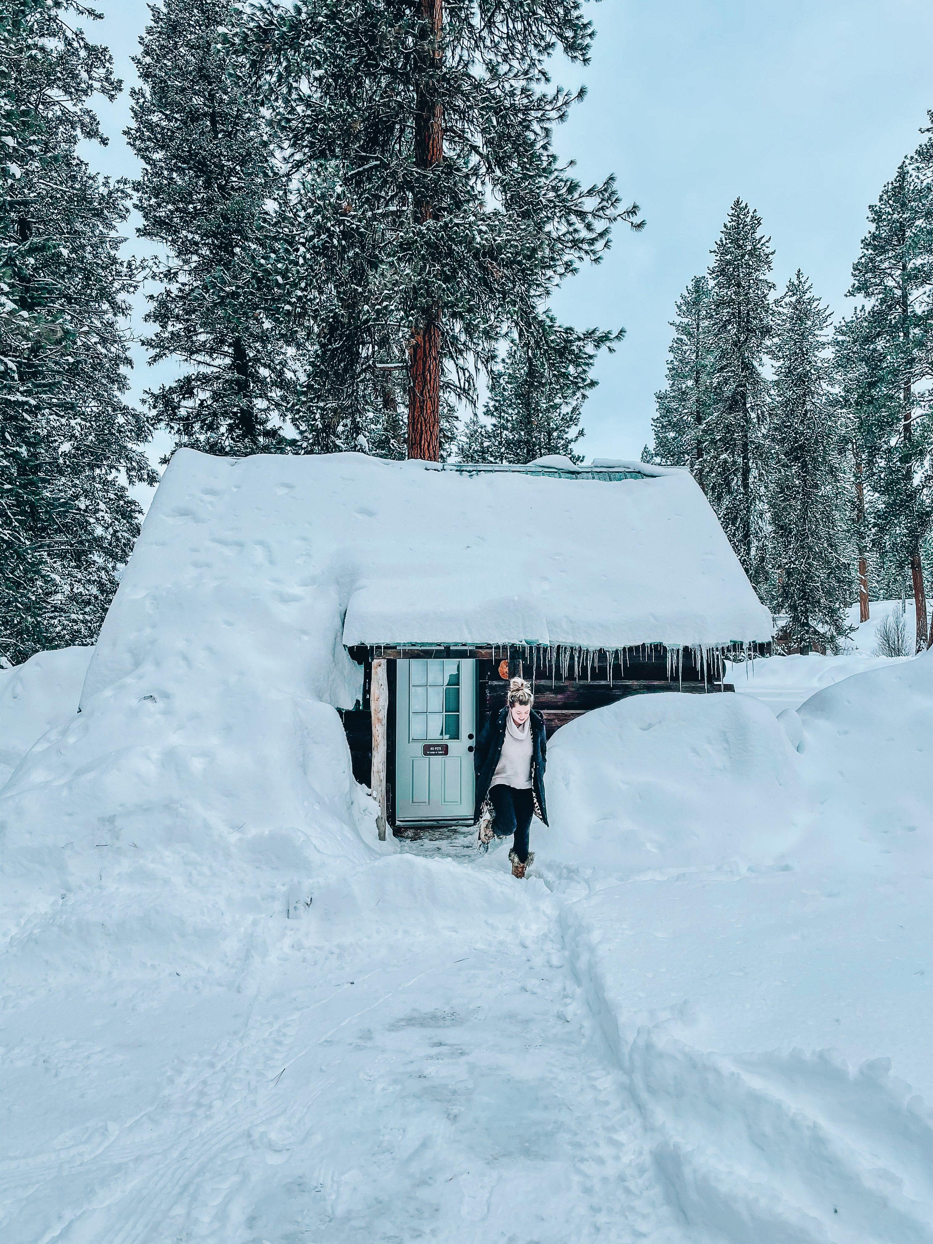 Warm Lake Lodge
