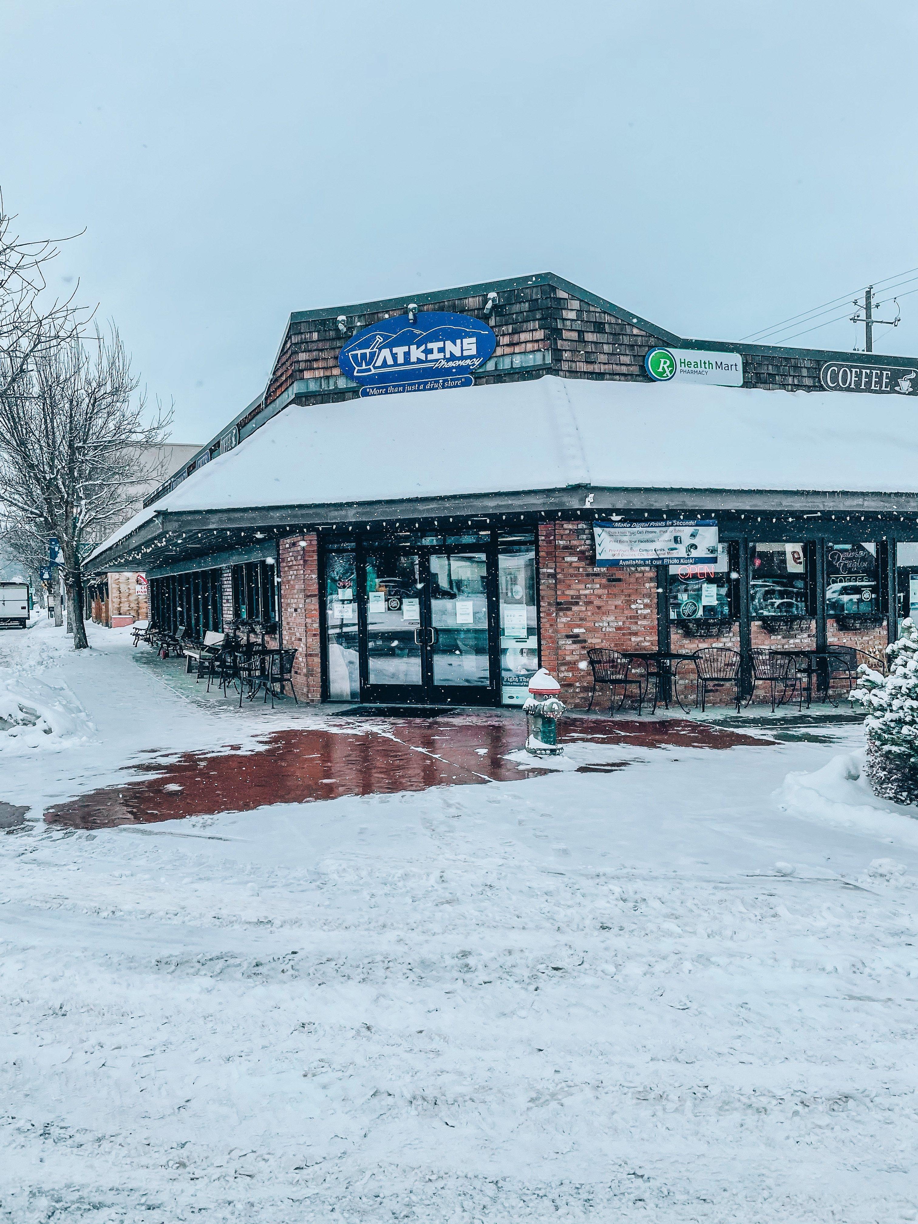 Cascade Idaho watkins pharmacy