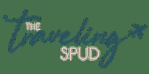 The Traveling Spud Logo