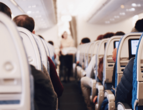 12 Ways to Stay Healthy on Your Next Flight